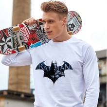 DC Superhero movie BatmanThe Dark Knight cool Pattern Printed Illustration  Unisex Casual Fashion Sweatshirt Cotton Sweatsuit