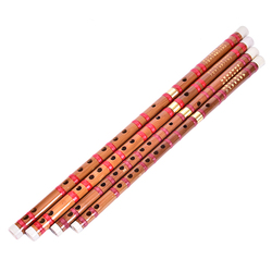 Bamboo Flute Professional Woodwind Flutes C D E F G Key Chinese Traditional Musical Instruments Dizi
