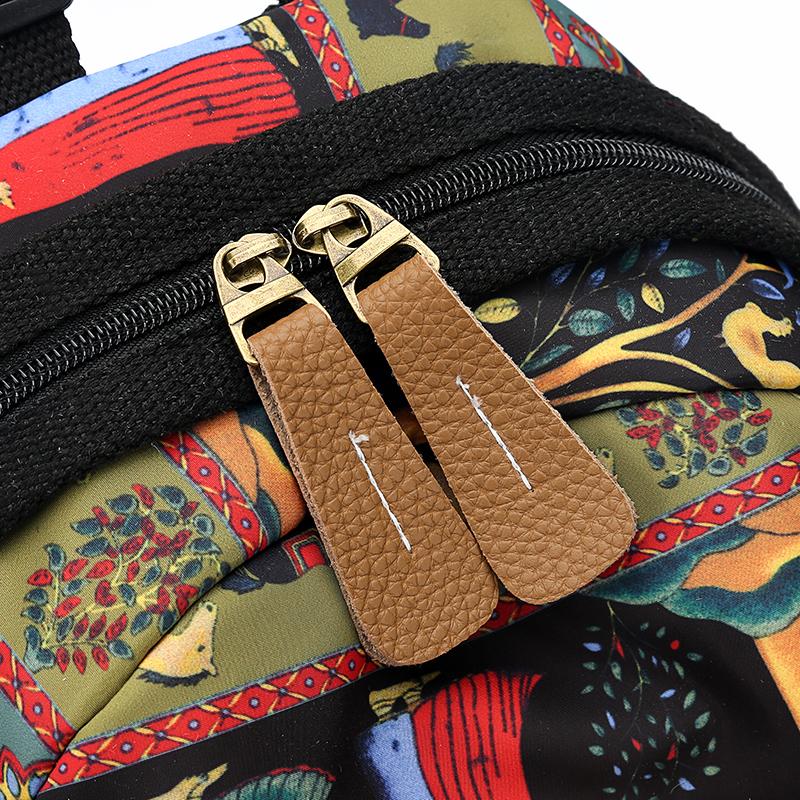 2019 New Women Emoji Shoulder Bag Best Travel Women Backpack Female Printing Waterproof School Knapsack mochila Bagpack Pack 15