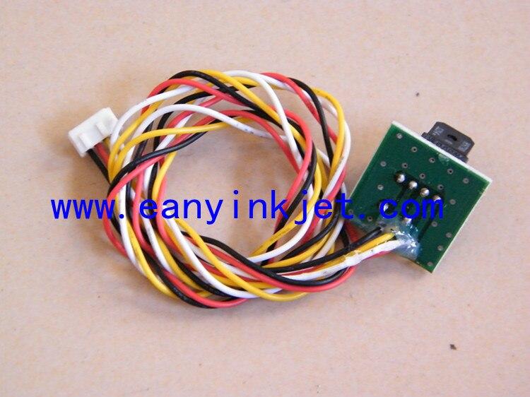 decoder Encoder Strip Sensor raster sensor for Mutoh RJ900 900C VJ1304 1604 printer 180dpi encoder strip printers h9730 raster encoder sensor reader