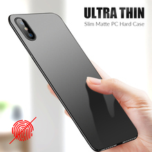 Oppselve Hard PC Phone Case For iPhone X XS Max XR 8 7 6 6S S Plus Ultra Thin Back Cover Case For iPhone 8Plus 7Plus Coque Funda цена и фото