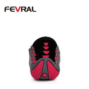 Image 3 - FEVRAL 2021 брендовые дышащие летние туфли женские лоферы без шнуровки повседневная обувь сверхлегкие туфли на плоской подошве Новая женская обувь размер 35 40