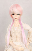 doll wig for BJD 1/3 1/4 1/6Scale BJD/SD wig.variety of colors .A15A1091.only sell wig.Not included doll clothes accessories