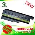 42t4513 6600мач аккумулятор для ноутбука ibm для lenovo thinkpad R60 R60e T60 T60p R500 T500 W500