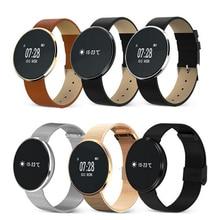 Фитнес-браслет мужские часы крови Давление Часы Монитор Сердечного Ритма Смарт Вибрационный будильник SmartBand PK mibands 2