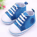 Más nuevos Zapatos Deportivos Muchacha Del Muchacho Primeros Caminante Del Bebé Zapatos Zapatillas Infantil Prewalker Inferior Suave