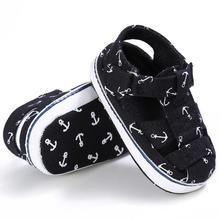 Child Casual Shoes Infant Baby Boys Summer Toddler Shoes Comfortable First Walkers Crib Shoes