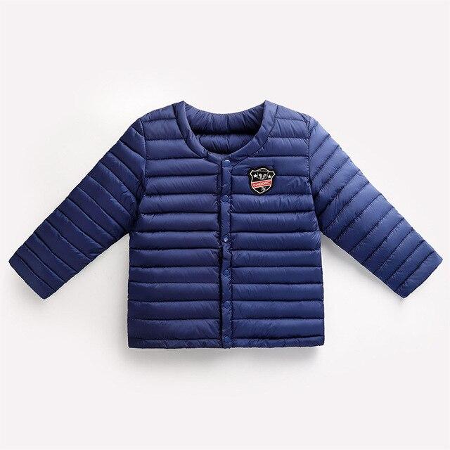 Мода Девушки мальчика вниз Куртки пальто зима теплая девочка Пальто 90% утка Вниз Дети куртки детские Outerwears Insidewears