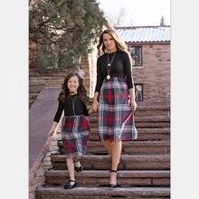 Платье для мамы и дочки, платья для мамы и дочки, одежда для мамы и меня, семейный образ, платье для девочек