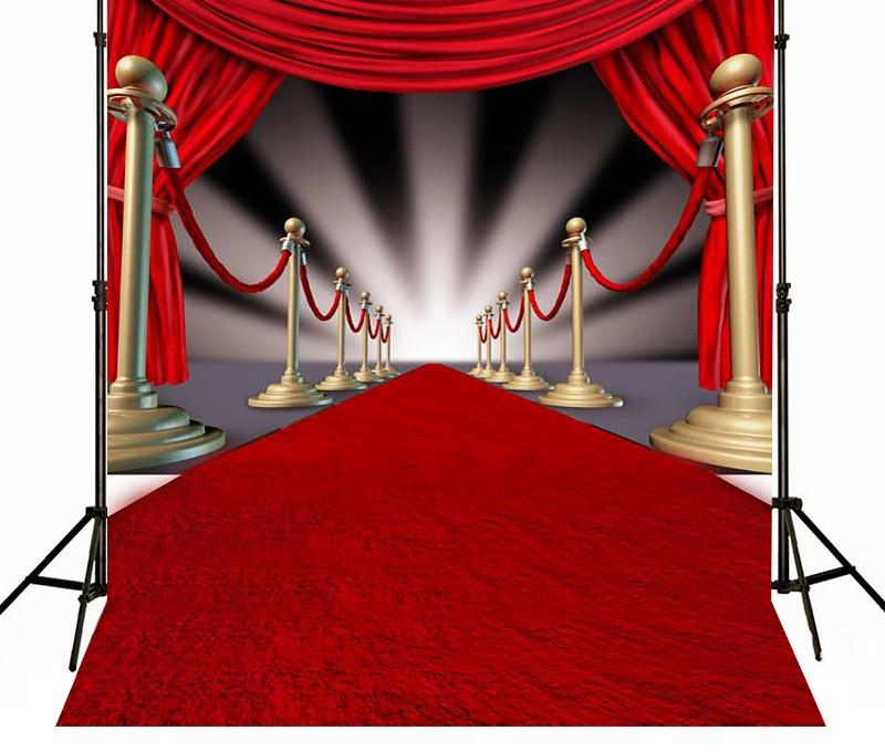 Ray Red Carpet Curtain Vip Hollywood Celebrity backdrop High-quality Vinyl cloth Computer printed wall  photo studio background snowman winter backdrop vinyl cloth high quality computer printed christmas photo studio background