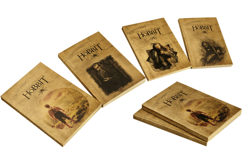 Notebook Lord of the rings