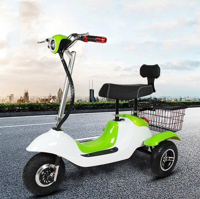 Us 11300 Adulti Triciclo Elettrico Citycoco Portatori Di Handicap Con Carrello A Tre Ruote Di Scooter Elettrico Bicicletta Elettrica 48 V 500 W In