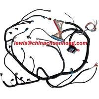 99 03 vortec автономный Провода жгут с 4l80e Трансмиссия диск по кабелю EV1 инжектор комплект
