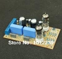 Assembled 6J1 Tube Buffer Amp Audio preamp board