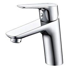 Смеситель для умывальника WasserKRAFT Lippe 4503 (Керамический картридж, гибкая подводка G1/2, латунь, хромоникелевое покрытие)