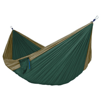 Portable Nylon Two Person Hammock Parachute Parachute Fabric Hammock For Travel Hiking Backpacking Camping Hammock