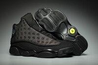 JORDAN Basketball Shoes Sneakers Black Sweetheart Shoes Cushion Basketball Shoes Jordan 13 Shoes Size 36 47