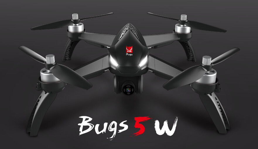 MJX Bugs 5W B5W Professional RC Drone Aircraft GPS Quadcopter Airplanes with 5G 1080P WIFI FPV Camera mjx bugs 5w b5w wifi fpv rc drone