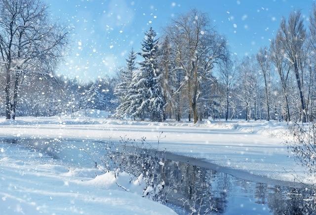 Hình Phong Cảnh Mùa Đông Laeacco-Dreamy-Winter-Snowy-Forest-River-Landscape-Photography-Backgrounds-Vinyl-Custom-Photographic-Backdrops-For-Photo-Studio.jpg_640x640