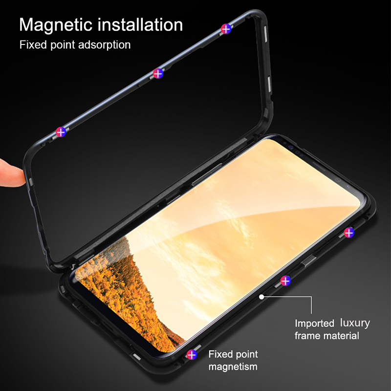 chyi-magnetic-flip-case-for-samsung-galaxy-s10-plus-case-glass-back-cover-coque-for-samsung (1)