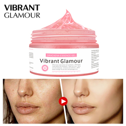 VIBRANT GLAMOUR DRACAENA ESSENCE GEL Face Mask Depth Replenishment Anti-Aging Whitening Firming Brightening Facial Cream Beauty