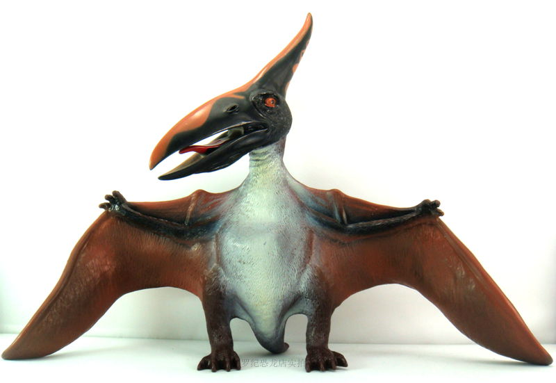 Children's Educational Toys Large Size Pterosaur Models Plastic Simulation Dinosaur Model Toys Dinosaur Models Favorites gifts 1 32 ros fiatagri g240 tractor models alloy car models favorites model