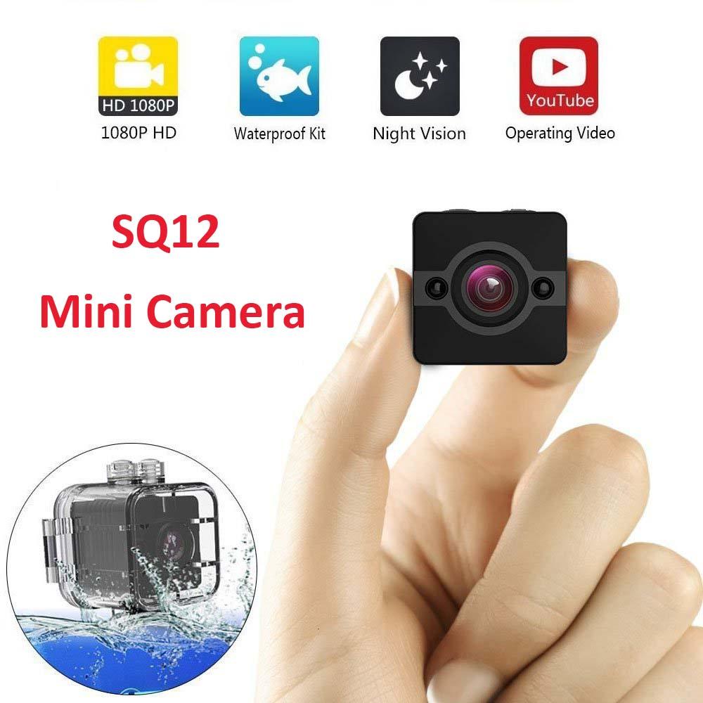 SQ12 Étanche Mini Caméra Nouvelle Version SQ11 Full HD 1080 P Mini DVR de Vision Nocturne Caméscope Motion Sensor Caméra TV Out Espion