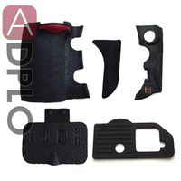 Body Front Back Bottom Terminal Rubber Cover Replacement Part Suit For Nikon D700 Digital Camera Repair