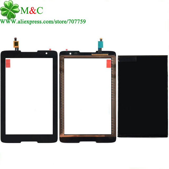 Original A5500 LCD Touch Panel For Lenovo IdeaTab A8-50 A5500 LCD Display Touch Screen Digitizer Glass Panel With Tracking