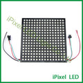 P10mm 16*16 pixels ws2812 WS2812b 256 leds flexível mini led matriz