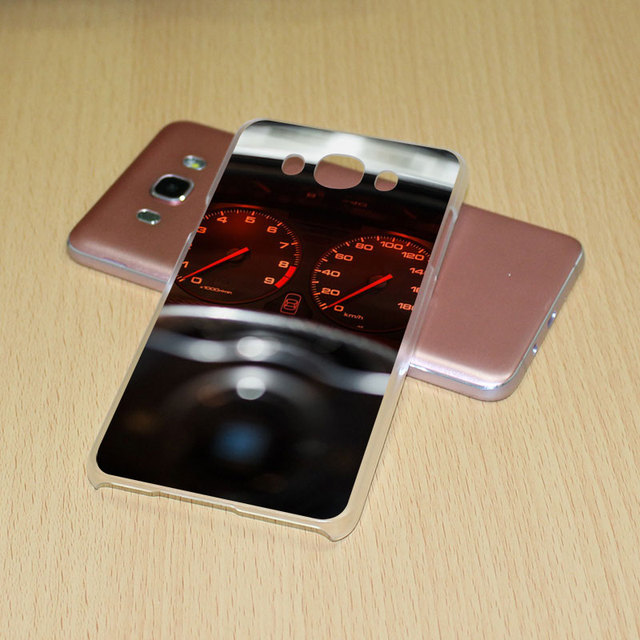 Yokohama Drift Style Transparent  Phone Cases for Samsung Galaxy