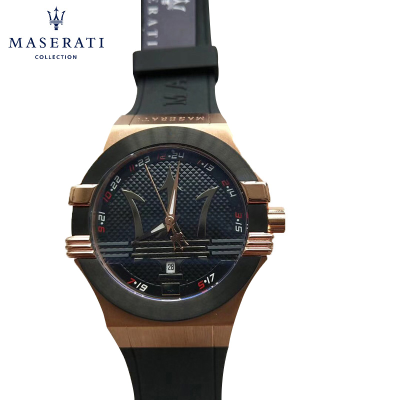 Maserati Mens Watches 2018 Fashion Top Brand Luxury Quartz Wristwatches Round Waterproof Sport Wrist Watches R8853123010 часы maserati