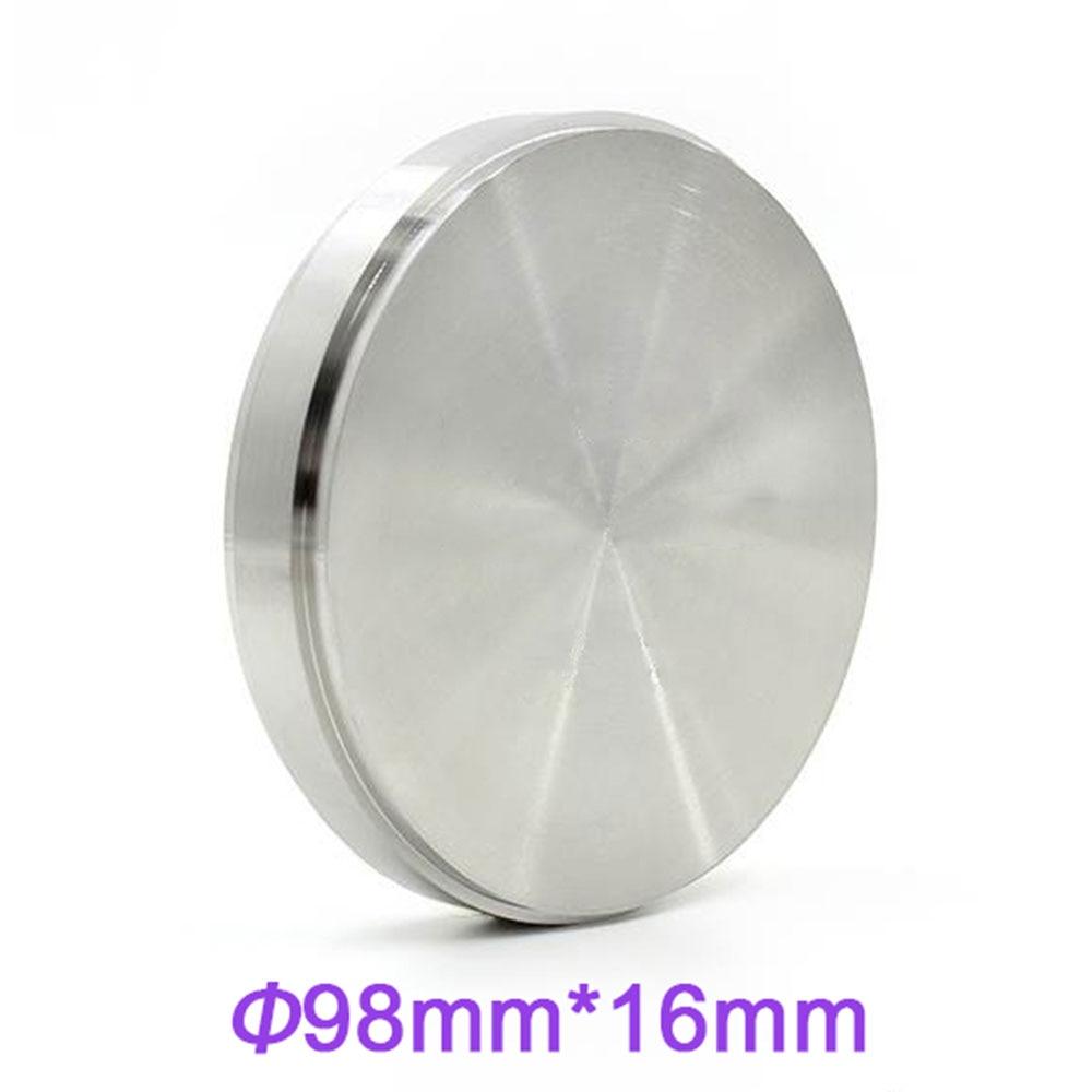 Grade 5 Titanium CAD/CAM Milling Machince Discs 98mm*16mm dc 24v 1 8 n c plastic normally closed electric air gas water solenoid valve black