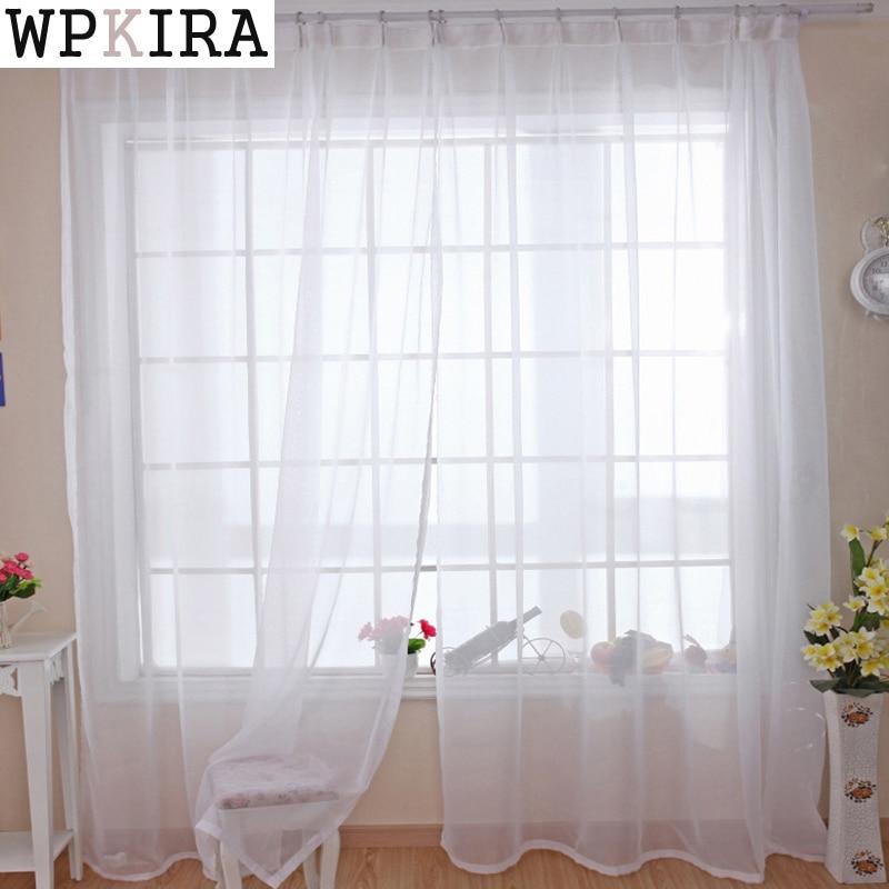 Online Kaufen Großhandel White Fenster Gardinen Aus China White ... Vorhange Wohnzimmer Weis