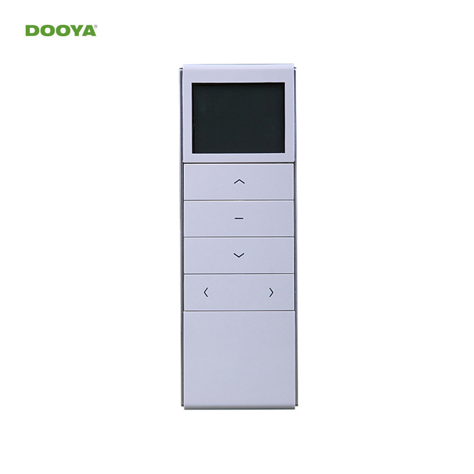 Dooya Timing Open And Close One-Channel Remote Controller DC1603 For Dooya Electric Curtain Motor KT320E/DT52E/KT82TN/DT82