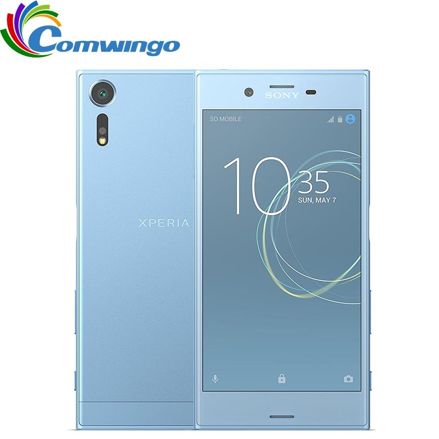 Оригинальный мобильный телефон Sony Xperia XZs G8231, 4 Гб ОЗУ 32 Гб ПЗУ, четырёхъядерный, 19 МП, одна SIM карта, Snapdragon 820, 5,2 дюйма, 2900 мАч, LTE