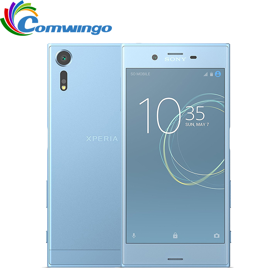 "Original Sony Xperia XZs G8231 4GB RAM 32GB ROM Quad-core 19MP Single SIM Snapdragon 820 5.2"" 2900mAh LTE Mobile Phone"