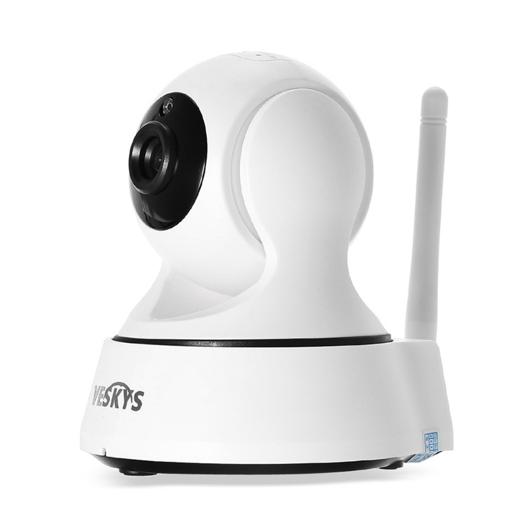 Indoor IP Camera Baby Monitor IP Camera CCTV Build-in Microphone Speaker Normal Night Vision Motion Detection Two way audio