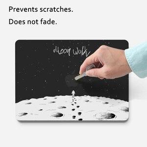 Image 4 - Funda de portátil con estampado universal para MacBook Air Pro, Retina 11, 12, 13, 15, 16 pulgadas, con barra táctil y cubierta para teclado, novedad de 2020