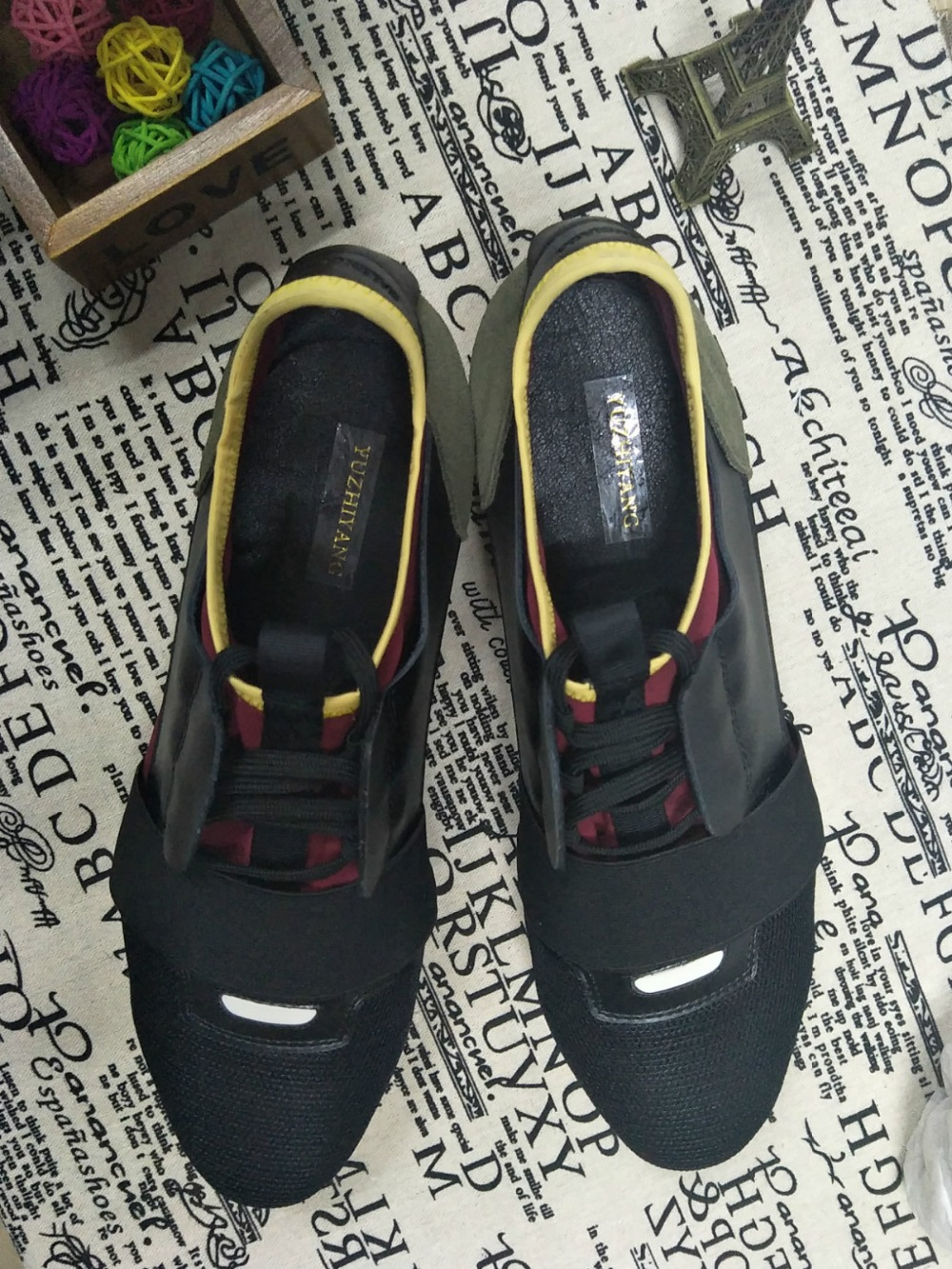 Mais Mulheres Tamanho Da Grande Baixos 2018 De Malha Casuais Confortáveis Homens Sapatos Moda Sapatilha Boa Das Qualidade RwqIfaYYt