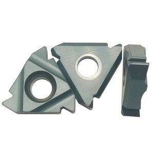 Image 3 - 10 Chiếc 16ER 0.5/0.75/1/1. Năm 25/1. Năm 5/1.75/2/2.5/3/3.5 ISO LDA Carbide Chèn, CVD Lớp Phủ, Cắt Thép Và Thép Đúc Đặc Biệt Cung Cấp