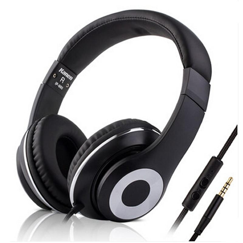 2016 New Headphones Earphones With Microphone 3 5mm Jack