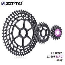 ZTTO 11s 11 50T SLR 2 كاسيت متب 11 سرعة نسبة واسعة خفيفة 368g نك الحرة عجلة دراجة هوائية جبلية دراجة أجزاء ل X 1 9000