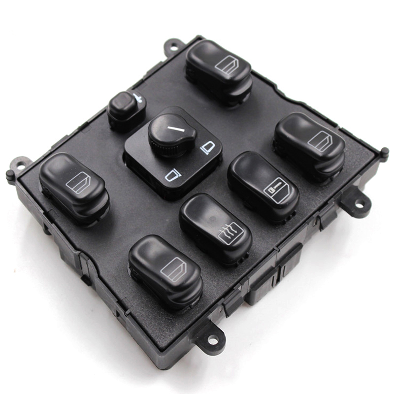 1638203010 1638206610 New Power Window Switches For Mercedes Benz W163 ML270 ML320 ML430 ML55 Window Center Control Switch power window lifter switch for mercedes benz actros mpii 9438200097