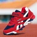 2016 novo outono inverno esportes dos miúdos casuais shoes rosherun tênis menino/menina shoes respiro crianças sprots ao ar livre running shoes