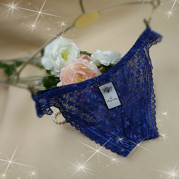 lace Womens Sexy Thongs G-string Underwear Panties Briefs For Ladies T-back,2pcs/Lot 1162