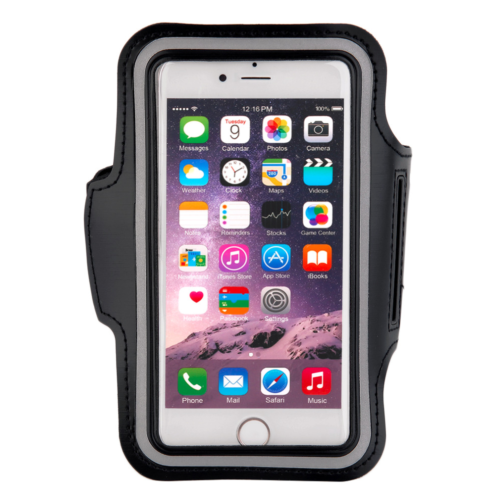 Runing bags Sports Exercise Running Gym Armband Pouch Holder Case Running Bag for Cell Phone s3 s4 s5 s6 / s6 edge
