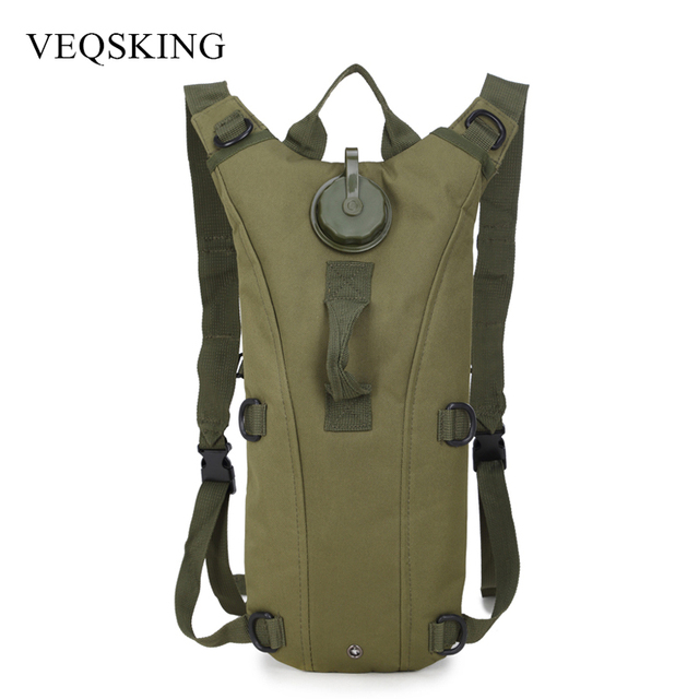 3L Water Bag Outdoor Tactical Hydration Backpack Camping Camelback Nylon  Cycling Camel Water Bladder Bag 7 c55b1db27a73a