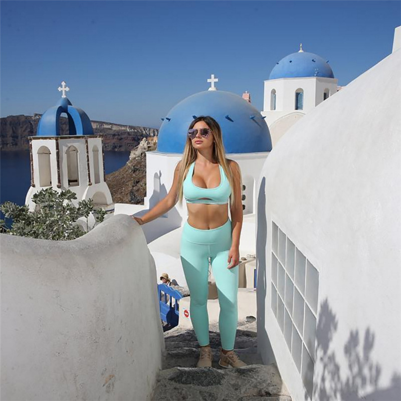 Backless Yoga Suits