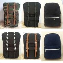 Mode frauen der männer Laptop Rucksack Reise Bagpack Schultaschen